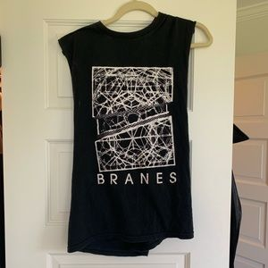 Vintage Band Muscle Tee